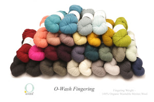 O-Wool - O-Wash Fingering