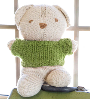 Baby Bobbi Bear by Bobbi IntVeld