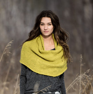 Trimont Snood by Sylvia Hager