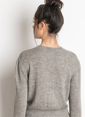 Lake Melissa Sweater by Sloane Gillam Lacasse
