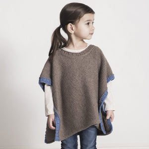 Puddle Jumper Poncho by Bobbi Intveld