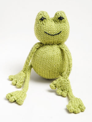 Ribbit by Susan B. Anderson