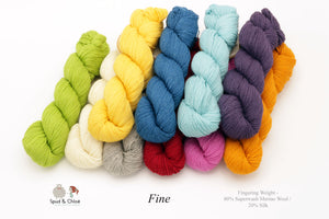 Idril by Jennifer Wood - Gift Set with Refined Knits Book
