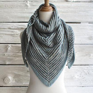 Serena Shadow Shawl by Antonia Shankland