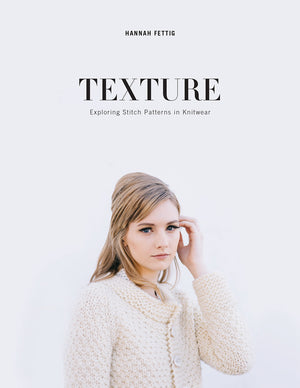 Boatyard Pullover by Hannah Fettig - Gift Set with Texture Book