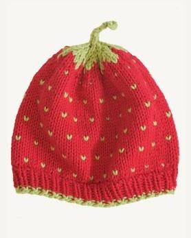 Very Berry Hat by Susan B. Anderson