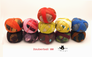 Schoppel - Zauberball 100 NEW COLORS!