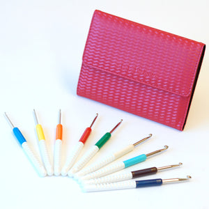 Addi - Colours (Comfort Grip) Crochet Hook Set PRE-ORDER
