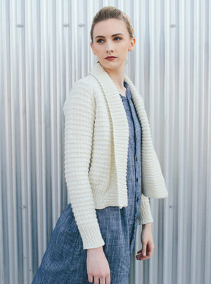 Texture: Exploring Stitch Patterns in Knitwear by Hannah Fettig