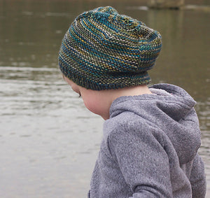 Barley (Unisex hat) by Tin Can Knits