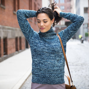 Briarclift Textured Pullover by Jo Allport - Book Gift Set