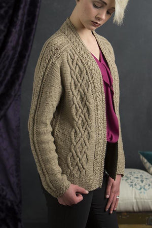 Refined Knits by Jennifer Wood
