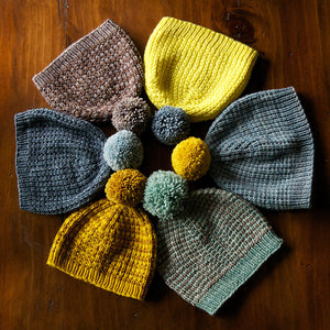 Max & Bodhi's Wardrobe by Tin Can Knits (Alexa Ludeman & Emily Wessel)