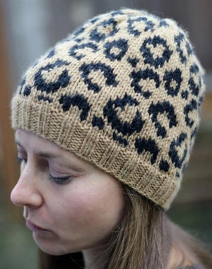 Cat Love Hat by SweaterFreak