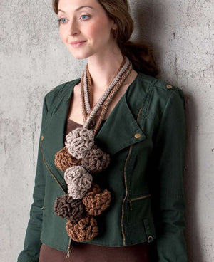 Rustic Modern Crochet; 18 Designs Inspired by Nature by Yumiko Alexander