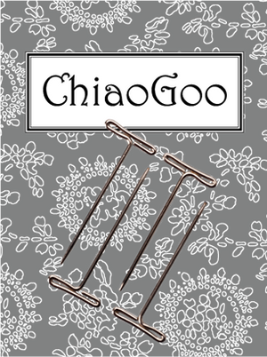 ChiaoGoo - T-shaped Tightening Keys (set of 4)