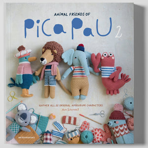 Animal Friends of Pica Pau 2 by Yan Schenkel