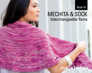 Book 14: Mechita & Sock Interchangeable Yarns by Malabrigo