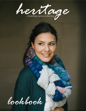 Heritage: A Malabrigo Pattern Collection E-BOOK by Malabrigo