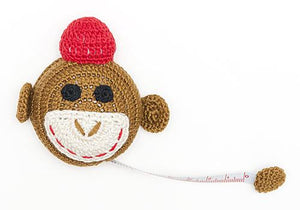 Paradise - Monkey Crochet Tape Measure 60""