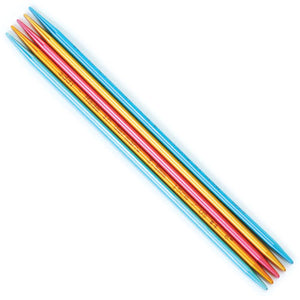 Addi - FlipStix 6 inch Double Pointed Needles