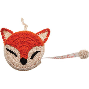 Paradise - Fox Crochet Tape Measure 60""