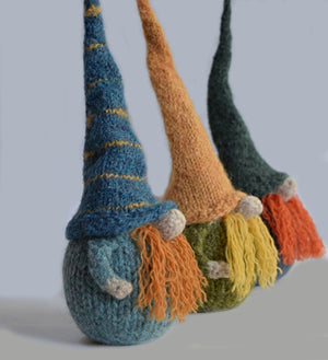 Gnomes and Wobblers by Cindy Pilon Designs