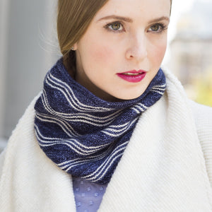 Langham Smooth Frequency Cowl by Jacob Seifert - Book Gift Set PRE-ORDER