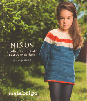 Book 9 - Niños: A Collection of Kids' Knitwear Designs by Malabrigo