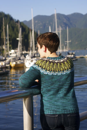 Pacific Knits by Tin Can Knits (Alexa Ludeman & Emily Wessel)