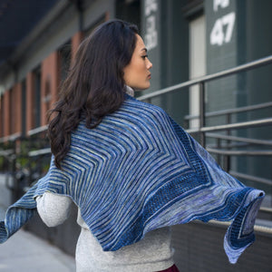 Orienta Wake Shawl by Cory Ellen Boberg - Book Gift Set