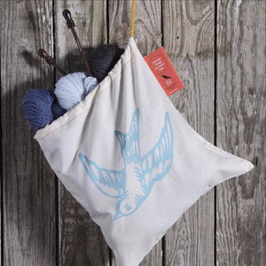 Blue Sky Fibers Project Bag - DISCONTINUED