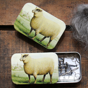 Sheep Knit Kit with Notions by Firefly Notes
