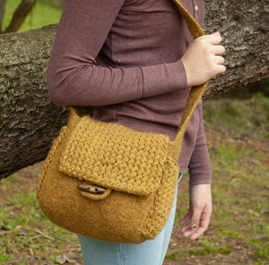 Sweater Bag by Cynthia Pilon Designs