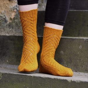 Handmade in the UK by Emily Wessel of Tin Can Knits