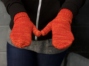 World's Simplest Mittens by Tin Can Knits