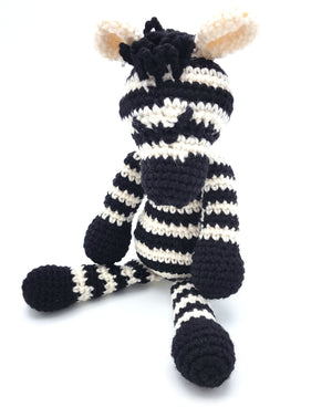 Alice the Zebra by Kerry Lord - Gift Set with Edward's Menagerie Book