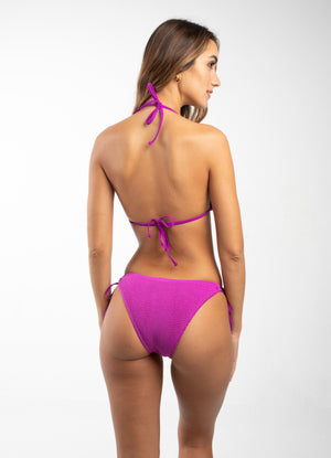 Jamaica Magenta Triangle Top ONLY