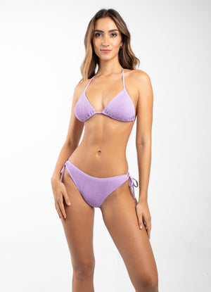 Jamaica Violet One Size Triangle BOTTOM ONLY