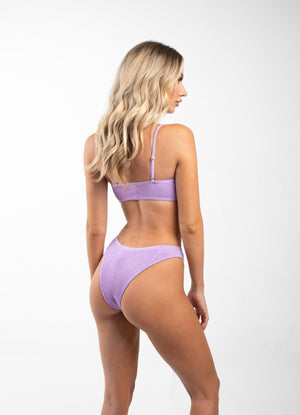 Sardinia Violet One Size CHEEKY BOTTOM ONLY