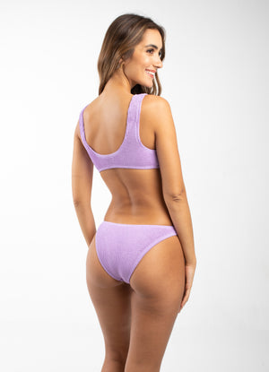 Barcelona Violet One Size FULL BOTTOM ONLY