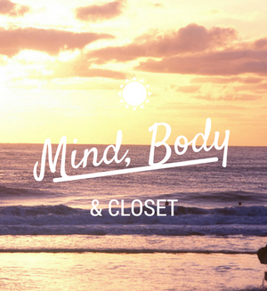 January refresh for your mind, body & closet