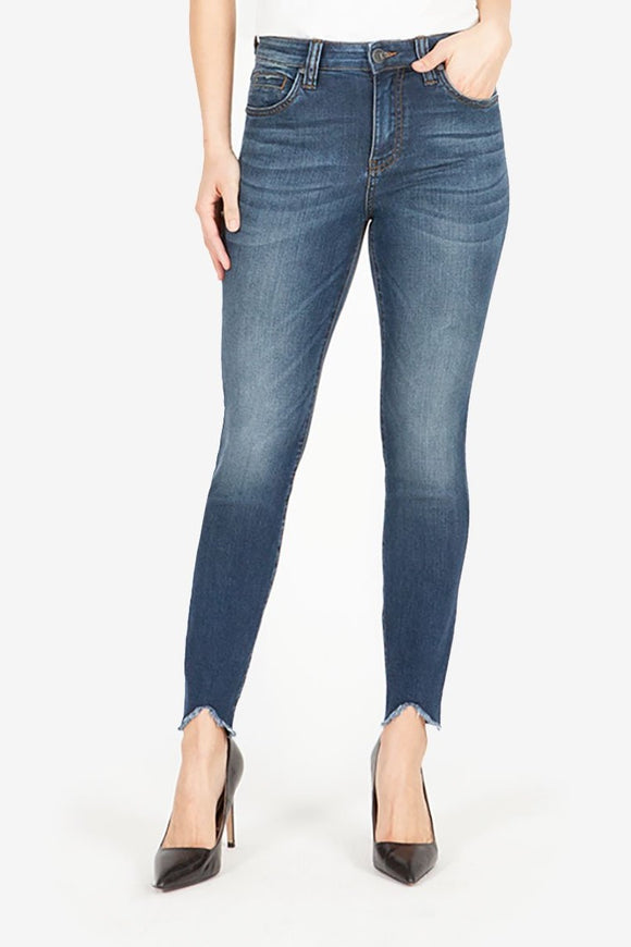 skinny ankle denim pant