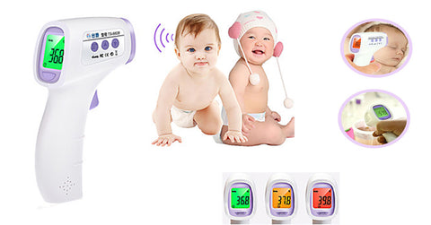 Infrared Forehead Baby Thermometer