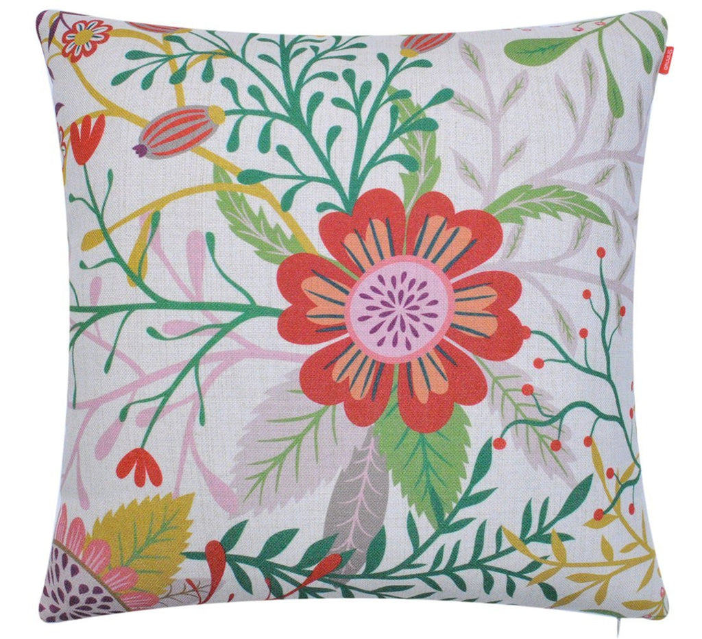 Shinnwa Floral Polyester Throw Pillow Cases Decorative Cushion Covers - Lovely Home