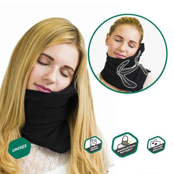Super Soft Neck Support Travel Pillow - Lovely Home