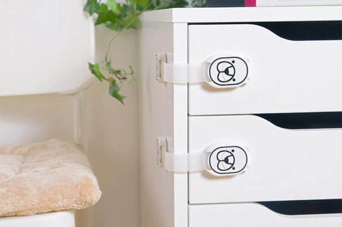 Sea Lion Child Safety Door Locks - for Cabinets, Toilets, Refrigerator and Windows - Lovely Home