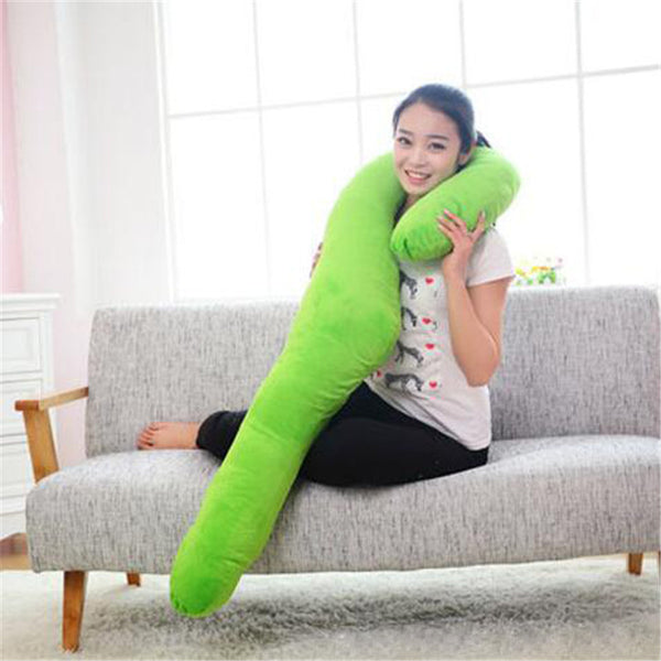 Hippocampus Shape Pregnancy Maternity Comfort Sleep Body Pillow - Lovely Home