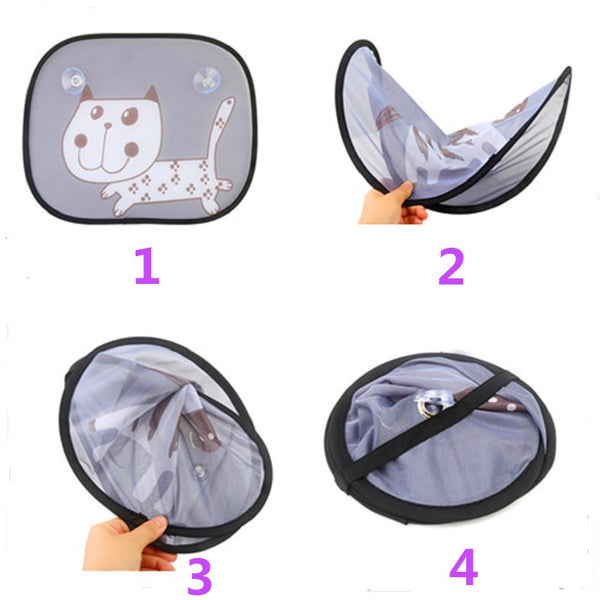 Car sun shades,  protect baby infant child, block UV rays driving in summer + winter, best universal auto accessories for side window