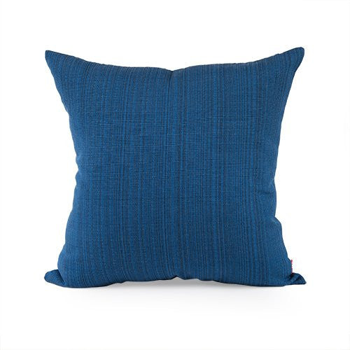 Solid Texture Stripes Square Home Decorative Throw Pillow Case - Lovely Home